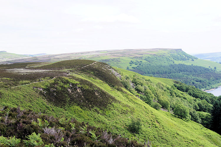 Derwent Edge near Lead Hill