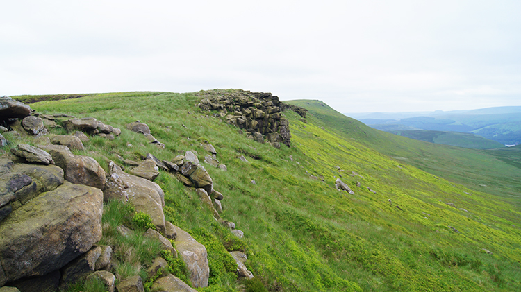 High Stones, Howden Edge