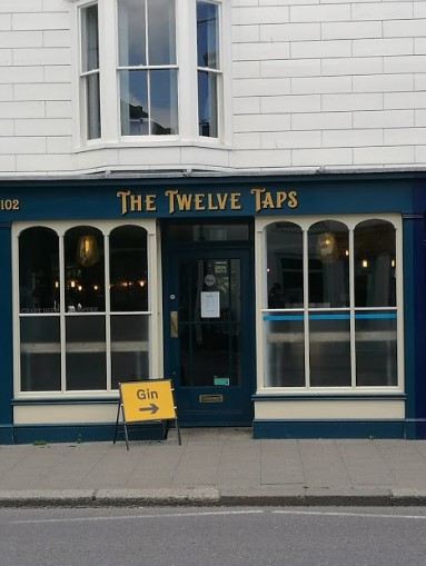 Twelve Taps, Whitstable